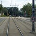 Hiawatha light rail in Minneapolis