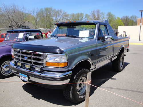 94 ford f150 xlt 4x4 pick up willmar car club willmarcarcl flickr. Black Bedroom Furniture Sets. Home Design Ideas