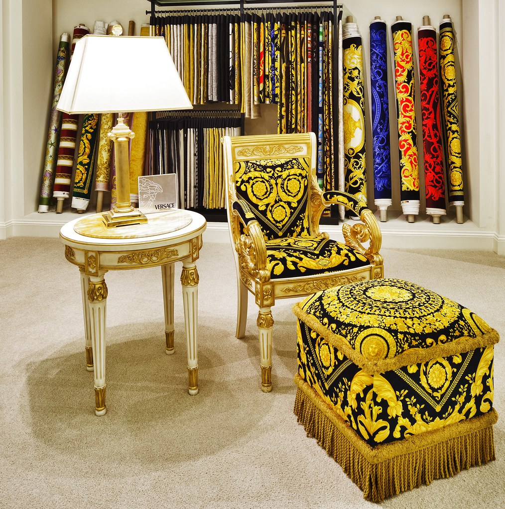 Versace Home Vanitas Armchair Available At Palazzo