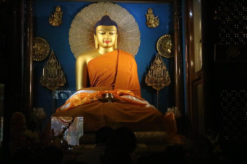 20170217AM_Kangyur Procession&Kangyur Reading