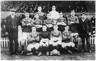 Manchester United 1912/13 team photograph | by decorativeed