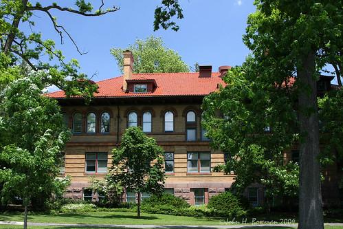 Weaver Building Penn State