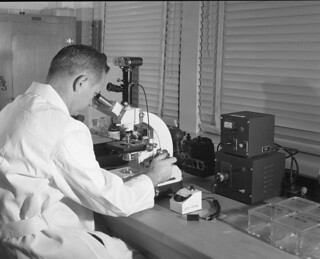 Virus Research | by Cushing Memorial Library and Archives, Texas A&M