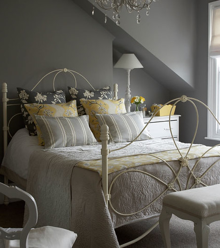 Grey And Purple Bedroom Ideas