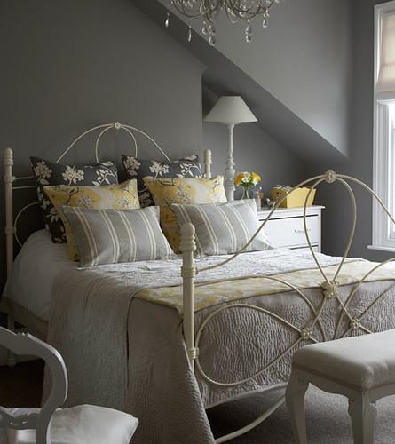 4 Grey Bedroom Sally Denning Flickr