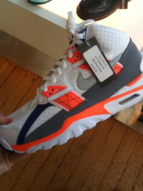 Nike Bo Jackson Shoes Broken Bats