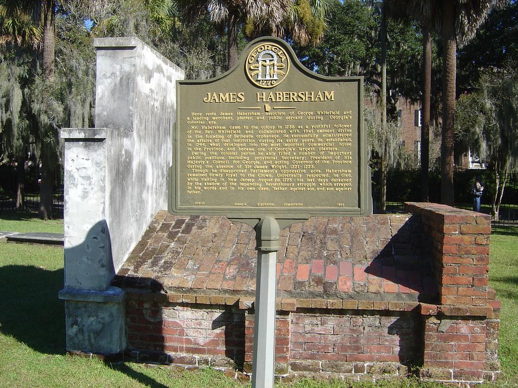 Colonial Park Cemetery Savannah Georgia Ga Colonial Park Flickr