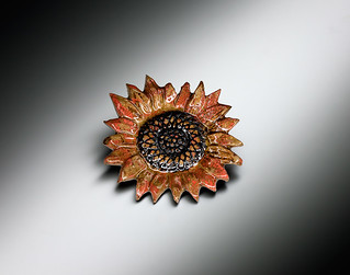 WS - flower pin | by Pennsylvania Guild of Craftsmen