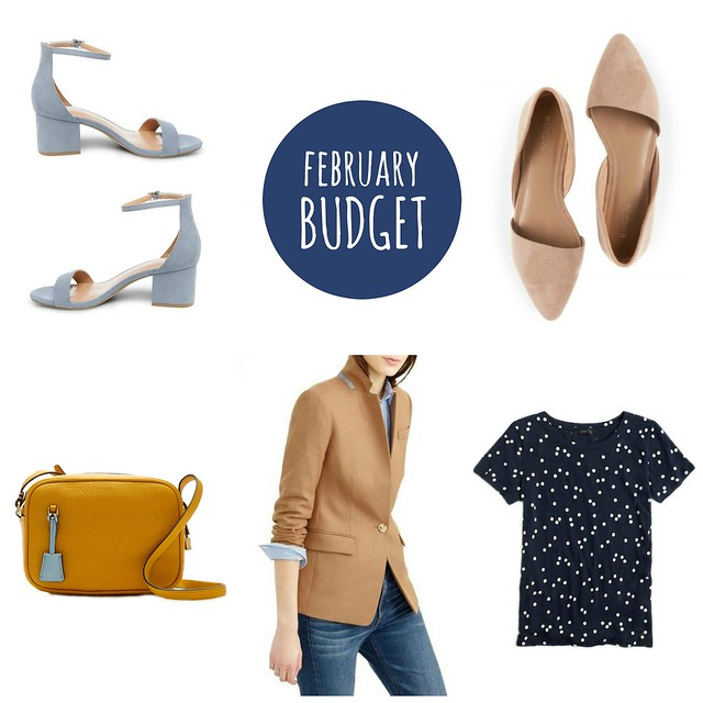 february budget 2017 | Style On Target blog