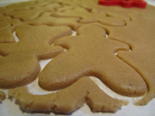 Making Gingerbread Men | by Amy Kate