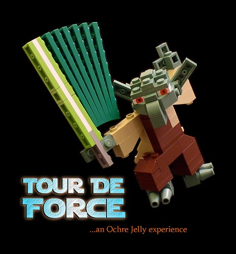 Tour de Force | by Ochre Jelly