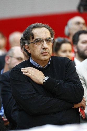 SERGIO MARCHIONNE | by SOCIALisBETTER