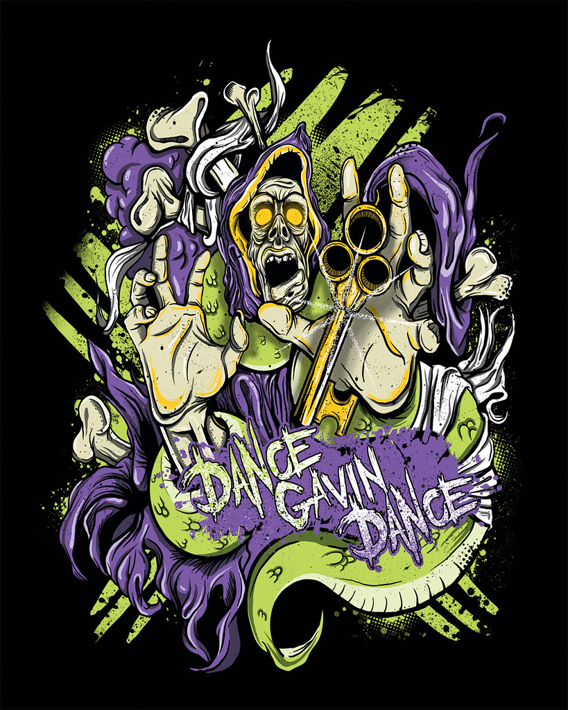 Dance Gavin Dance Logo Dance Gavin Dance Key ...