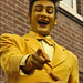 World Statues 2009: Yellow Man