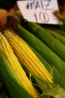 Corn, Mercado La Boquería / Spain, Barcelona | by flydime