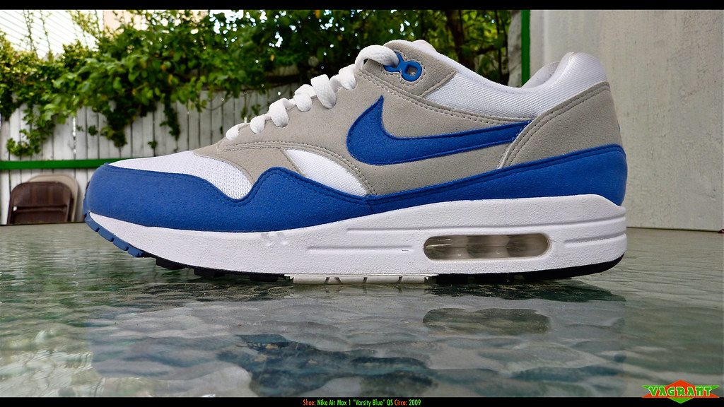 air max 1 qs blue