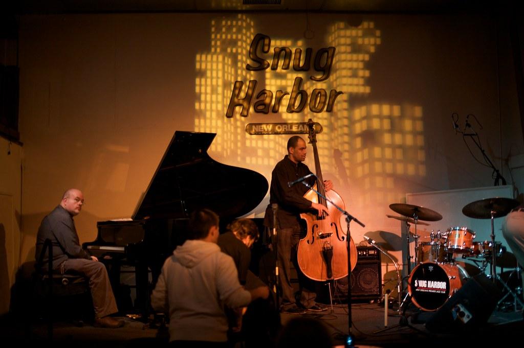 Resultado de imaxes para Snug Harbor Jazz Bistro