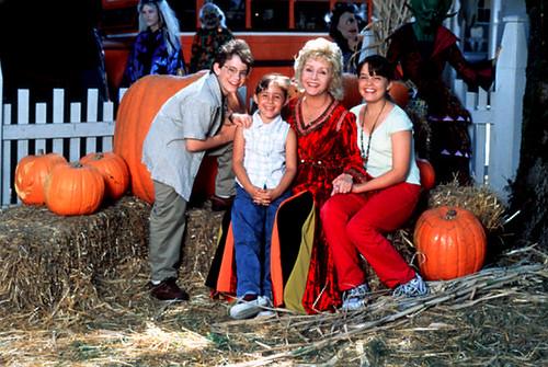 Halloween movie new town
