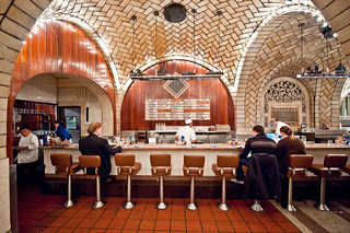 The Oyster Bar, Grand Central Terminal, New York City | by flickr4jazz