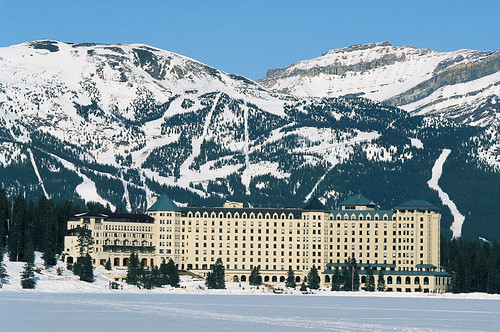 Chateau Lake Louise winter | by KBC PR & Marketing