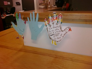 Office hand turkeys | by Rodfather