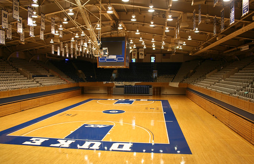 Cameron Indoor Stadium | by globetraveler2