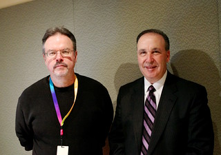 Colin McEnroe & Gerry Brooks | by WNPR - Connecticut Public Radio
