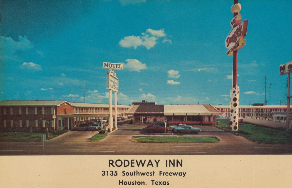 Rodeway Inn - Houston, Texas