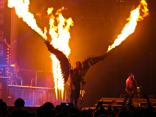 Rammstein - Engel (Live in the Gelredome) | Flickr - Photo Sharing!