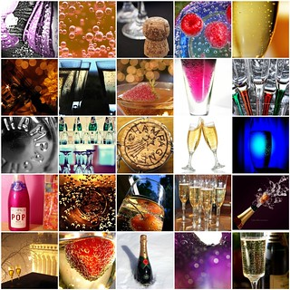 a little of the bubbly for 2010 | by ~anjie