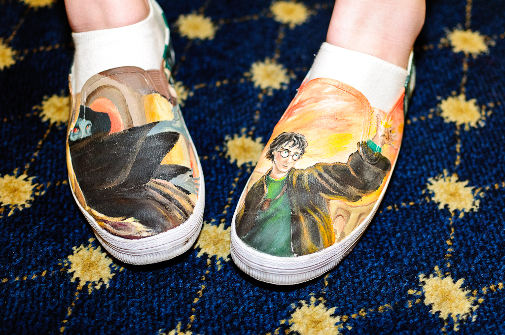 Tom S World Map Shoes