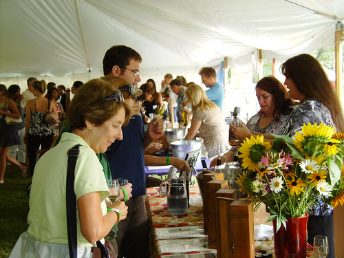 Traverse City Wine & Art Festival, 2010 | by KatSwinehart
