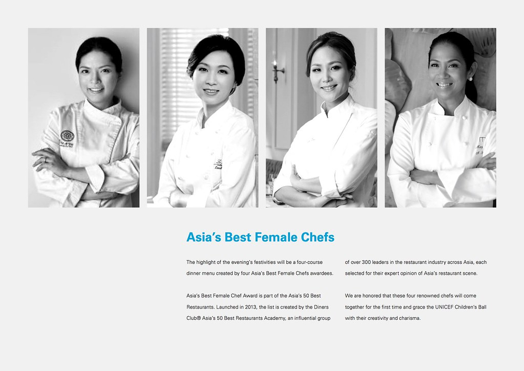 Asia's Best Female Chef