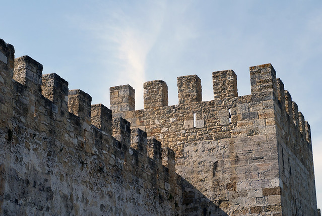 Castle ramparts | Flickr - Photo Sharing!