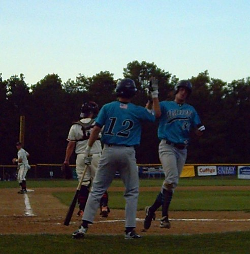 2009 BREWSTER WHITECAPS-CAPE COD BASEBALL LEAGUE