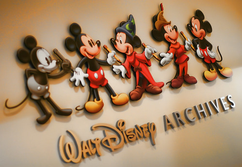 Walt Disney Archives | by andy castro