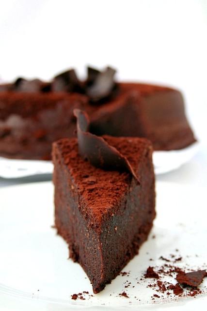 biscuit moelleux au chocolat sandra flickr. Black Bedroom Furniture Sets. Home Design Ideas