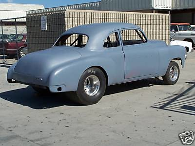 Chevrolet Lancaster Ca 50 Chevy gasser | ebay project cars Sold for $5,500 In ...