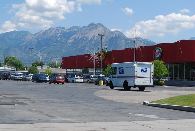 Millcreek Post Office Salt Lake City