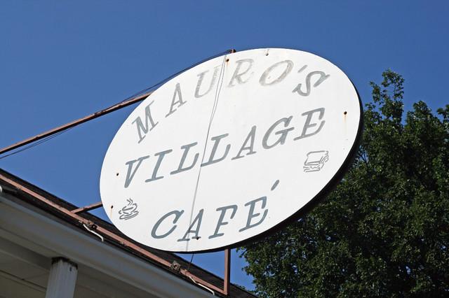 Mauro S Cafe Southborough Menu
