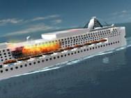 Star Princess Ship Fire Animation ABC Good Morning Ame Flickr - Princess cruise ship fire