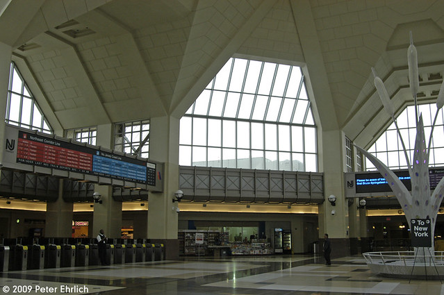 new jersey transit secaucus junction interior inside the flickr. Black Bedroom Furniture Sets. Home Design Ideas