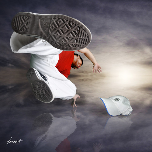 Break-dancing with my Converse | by Tomasito.!