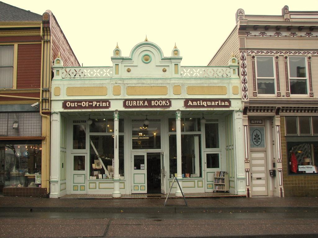 1879 Victorian Storefront Eureka Ca David Berry Flickr