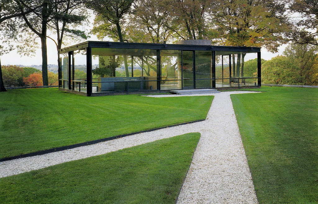 glass house philip johnson arch all images posts are fo flickr. Black Bedroom Furniture Sets. Home Design Ideas