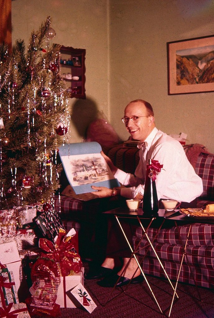 His Christmas | Christmas 1957 | cardboardamerica@gmail.com Jordan ...