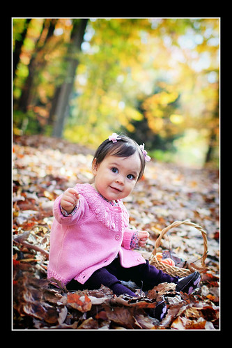 Fun in the Fall | by Bitsy Baby Photography [Rita]