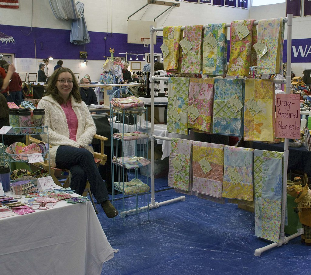 new craft ideas for craft shows craft fair space forgot to get a pic of the entire booth 7839