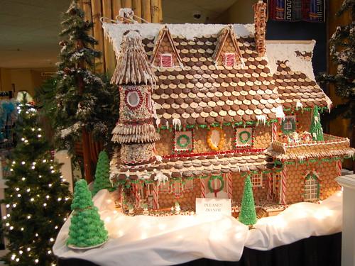 A little gingerbread house inspiration chez vh flickr for Gingerbread house inspiration