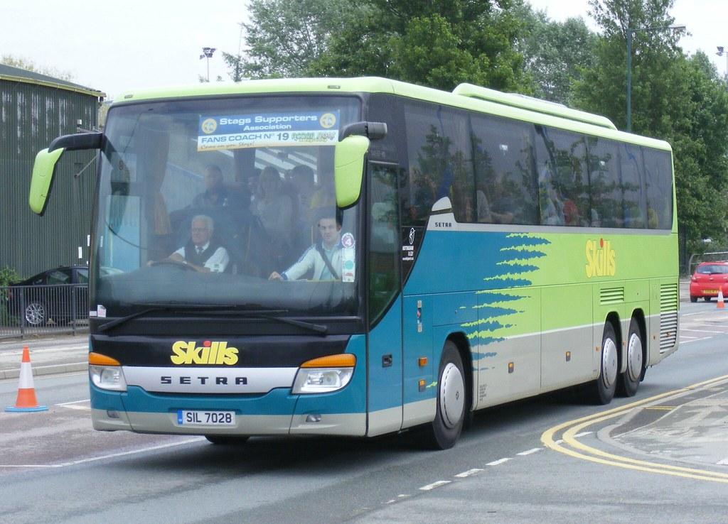 Skills Motor Coaches Nottingham Flickr